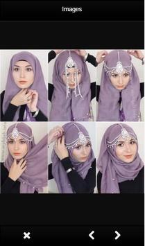 Pashmina Hijab Tutorials screenshot 1