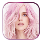 Pastel Hair Color Changer icon