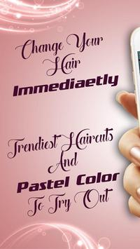 Pastel Hair Color Changer poster