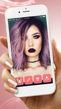 Pastel Hair Color Changer screenshot 2