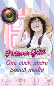 Picture Grid - Art Frame poster