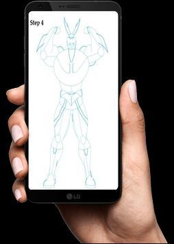 How To Draw Boku No Hero screenshot 19