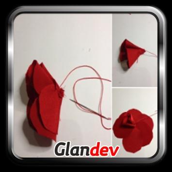 Paper Flower Craft Tutorial screenshot 9