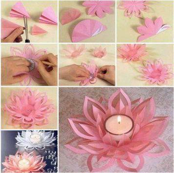 How to Make Paper Flower for Android - APK Download e0a73b3860