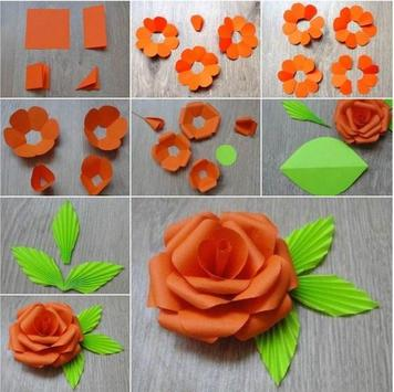 DIY Paper Flower apk screenshot