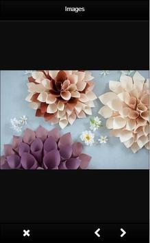 DIY Paper Flowers screenshot 2