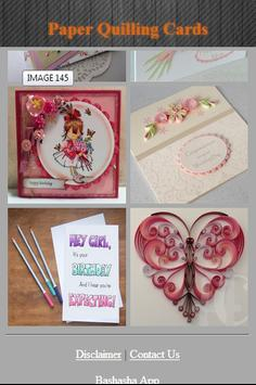 Paper Quilling Cards screenshot 2