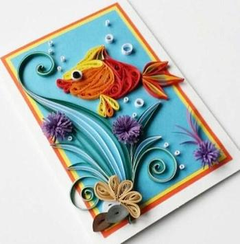 Paper Quilling Cards screenshot 4