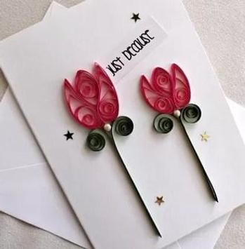Paper Quilling Cards screenshot 5