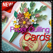 Paper Quilling Cards icon