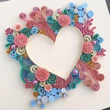 Paper Quilling Ideas poster