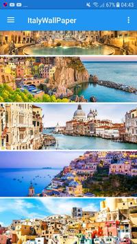 Italy WallPaper poster