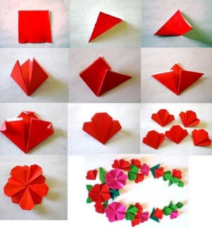 Paper flowers instructions apk download free art design app for paper flowers instructions apk screenshot mightylinksfo