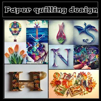 Paper quilling design screenshot 14