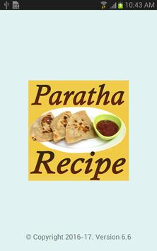 Paratha Recipes VIDEOs poster