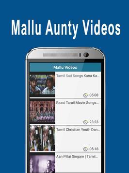 Mallu Aunty Videos - Mallu स्क्रीनशॉट 10