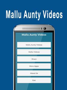 Mallu Aunty Videos - Mallu स्क्रीनशॉट 1