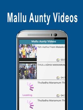 Mallu Aunty Videos - Mallu स्क्रीनशॉट 2