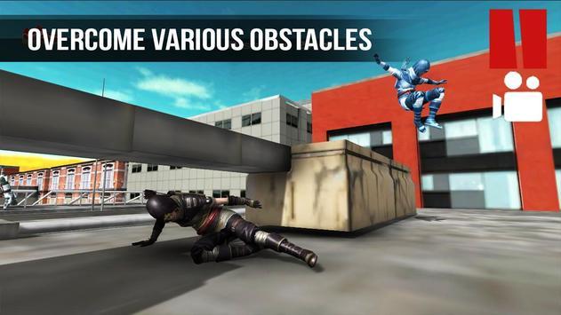 Parkour Assassin Vector PRO apk screenshot