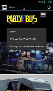 Party Bus For Atlanta ® screenshot 4