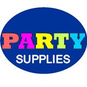 Party Supplies Shop icon