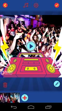 Party Video Maker – Slideshow poster