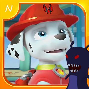 Paw Slug Battle Patrol poster