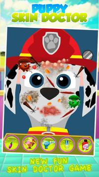 Paw Puppy Skin Doctor poster