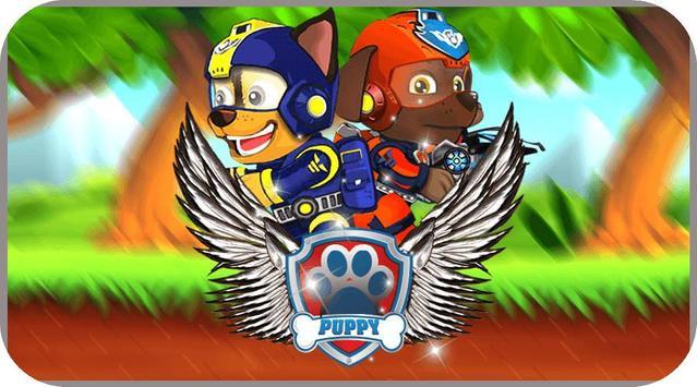 Super Paw Games Patrol poster