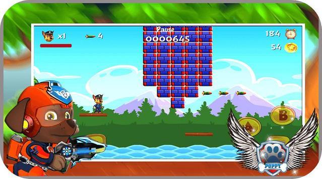 Super Paw Games Patrol apk screenshot