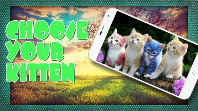 Pat The Relax Cat Simulator apk screenshot