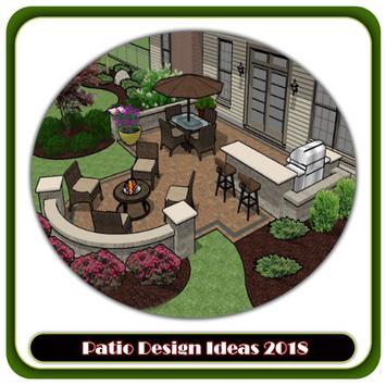 Patio Design Ideas 2018 poster