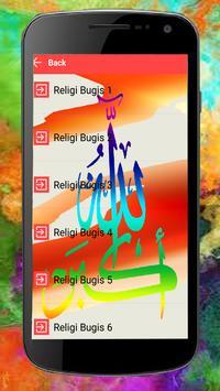 Lagu Bugis Islami terbaik poster