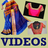 Pattu Saree Blouse Designs App icon