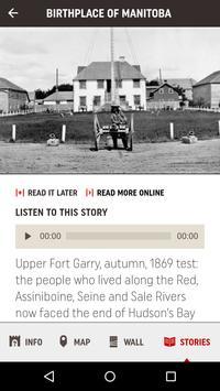 Upper Fort Garry apk screenshot