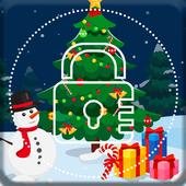 Christmas Tree Screen Lock icon