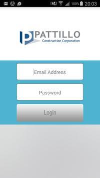 Pattillio Construction apk screenshot