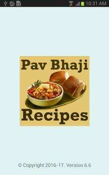 Pav bhaji recipes videos apk download free entertainment app for pav bhaji recipes videos poster forumfinder Image collections