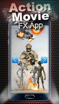 Action Movie FX App poster