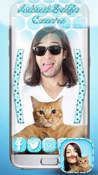 Animal Selfie Camera poster