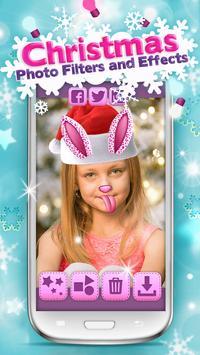 Noel  Fotoğraf Filtreleri Ekran Görüntüsü 3