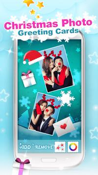 Christmas Photo Greeting Cards poster