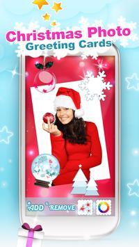 Christmas Photo Greeting Cards apk screenshot