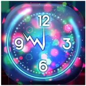 Live Animated Clock Wallpaper icon
