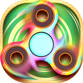 My Fidget Spinner Live Wallpaper icon