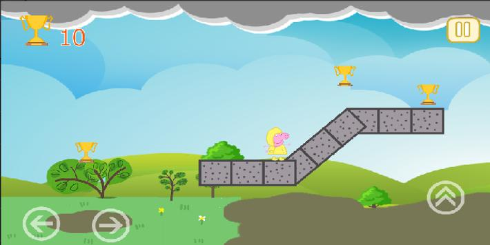 Pepa pig adventure jump screenshot 1