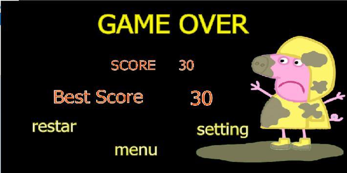 Pepa pig adventure jump screenshot 2