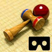 Kendama VR icon