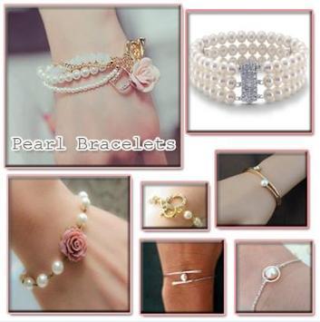 Pearl Bracelets poster