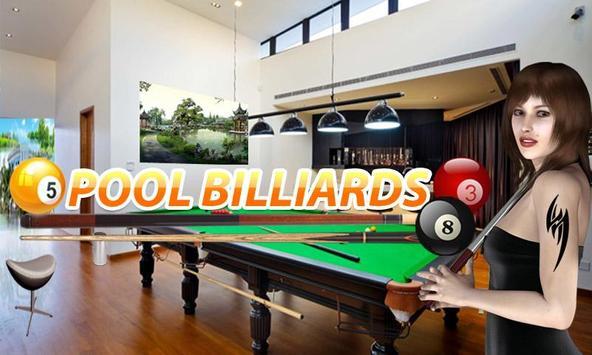 Pool Billiards poster